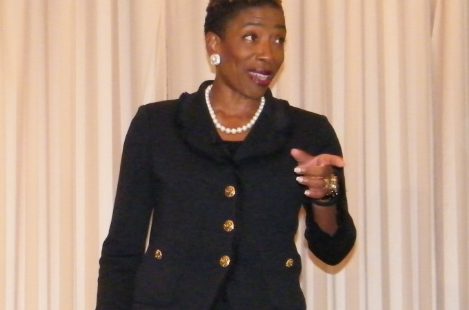 Carla Harris And Her Pearls Little Pink Book