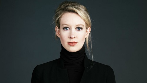 Elizabeth Holmes: Inspirational Role Model for Female Scientists + More